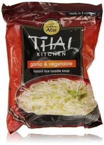 Garlic & Vegetable, 12 of 1.6 OZ, Thai Kitchen