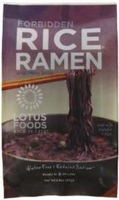 Forbidden w/Miso Soup, 10 of 2.8 OZ, Lotus Foods