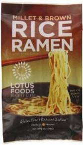 Millet/Brwn Rice w/Miso Soup, 10 of 2.8 OZ, Lotus Foods