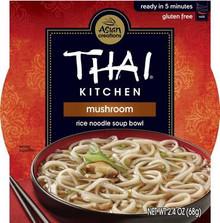 Mushroom Medley, 6 of 2.4 OZ, Thai Kitchen