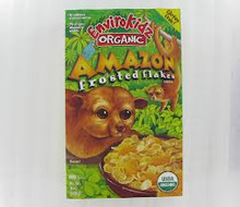 Amazon Frosted Flakes, 12 of 14 OZ, Nature'S Path