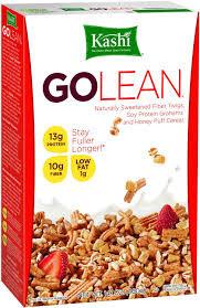 Cereal, 10 of 13.1 OZ, Kashi