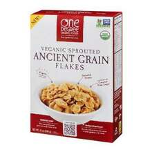 Ancient Grain Flakes, 6 of 12 OZ, One Degree Organic Foods
