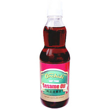 Orchid's Pure Sesame Oil 12.5 fl oz  From Orchids