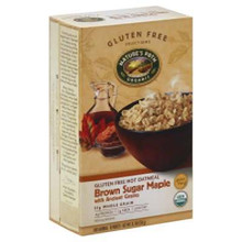 Brown Sugar Maple, Anct Grn, GF, 6 of 11.3 OZ, Nature'S Path