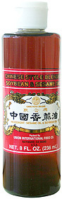LH Blended Soybean & Sesame Oil 8 fl oz  From Lian How