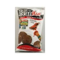 Black Bean, Chipotle BBQ, 6 of 6 OZ, Beanitos