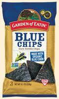 Blue Corn, 12 of 8.1 OZ, Garden Of Eatin'