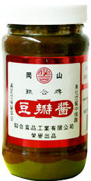 LH Reg. Broad Bean Paste 8 oz  From Lian How