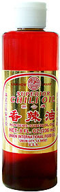 LH Superior Chili Oil 8 fl oz  From Lian How