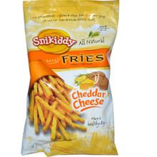 Cheddar Cheese, All Natural, 12 of 4.5 OZ, Snikiddy