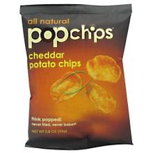 Cheddar & Sour Cream, 24 of 0.8 OZ, Popchips
