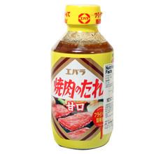 Ebara Yakiniku BBQ Sauce 8.5 fl oz  From Ebara