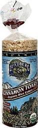Cinnamon Toast, 12 of 9.4 OZ, Lundberg