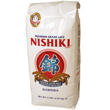Nishiki Medium Grain Rice 5lb  From Nishiki