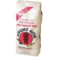Kokuho Rose Fancy Rice 5 lbs  From Kokuho