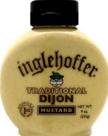 Dijon, Traditional, 6 of 9 OZ, Inglehoffer