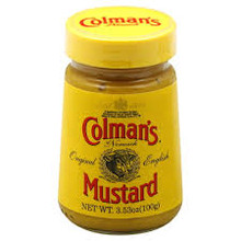 Mustard, Prepared, 6 of 3.53 OZ, Colmans