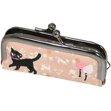 Black Cat Coin Purse  From San-X