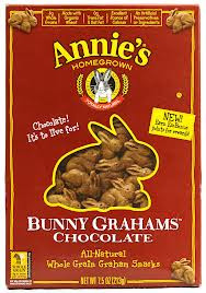 Bunny, Chocolate, 12 of 7.5 OZ, Annie'S Homegrown