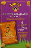 Bunny, Honey Snack Pack, 36 of  1 OZ, Annie'S Homegrown