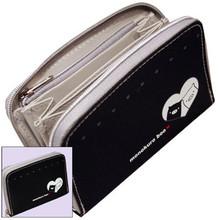 San-X Baby Boo Monokuro Compact Wallet  From San-X
