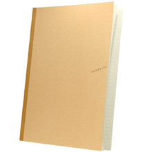 Large Tan Apica Notebook 10x7 in  From Apica