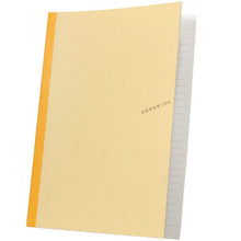 Medium Gold Apica Notebook 8x6 in  From Apica
