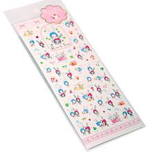 Ruu & Suu Bunny Stickers  From San-X