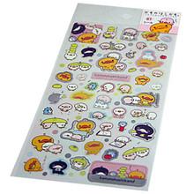 San-X Kamo Platypus Stickers  From San-X