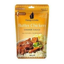 Butter Chicken, 6 of 7 OZ, Passage To India