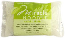 Angel Hair, 6 of 7 OZ, Miracle Noodle