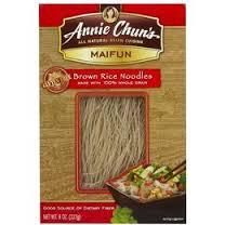 Brown Rice, Maifun, 6 of 8 OZ, Annie Chun'S