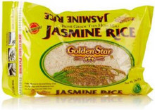 Rice, Jasmine, 12 of 2 LB, Golden Star