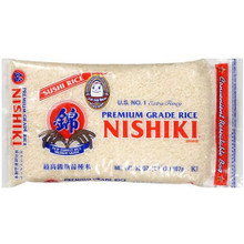Rice, Medium Grain, 12 of 2 LB, Nishiki