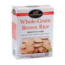 Whole Grain Brown Rice, 6 of 3.5 OZ, Snapdragon