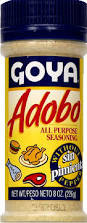 Adobo Without Pepper, 24 of 8 OZ, Goya