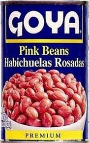 Beans, Pink, 24 of 15.5 OZ, Goya