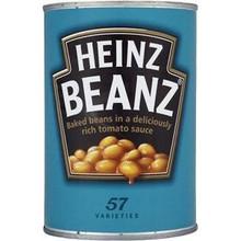 Beans, Baked, 24 of 13.7 OZ, Heinz