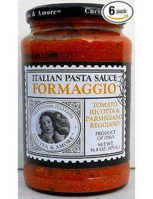 Formaggio, 6 of 16.8 OZ, Cucina & Amore