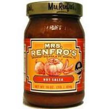 Hot, 6 of 16 OZ, Mrs Renfro'S