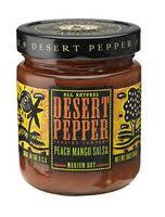 Peach Mango, 6 of 16 OZ, Desert Pepper Trading Co