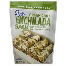 Enchilada, Green Chili, 6 of 8 OZ, Frontera
