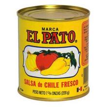 Tomatoe, Hot, 24 of 7.75 OZ, El Pato