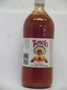 Hot, 12 of 32 OZ, Tapatio