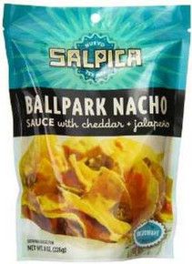 Ballpark, 6 of 8 OZ, Salpica
