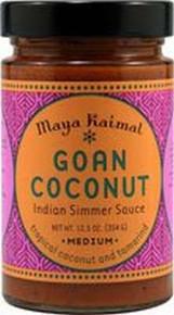 Goan Coconut Curry, 6 of 12.5 OZ, Maya Kaimal