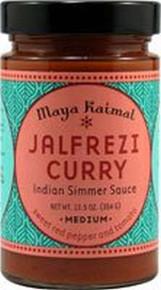 Jalfrezi Curry, 6 of 12.5 OZ, Maya Kaimal