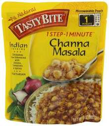 Channa Masala, 6 of 10 OZ, Tasty Bite