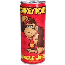 Donky Kong Jungle Juice Energy Drink 8.4 oz  From Boston America